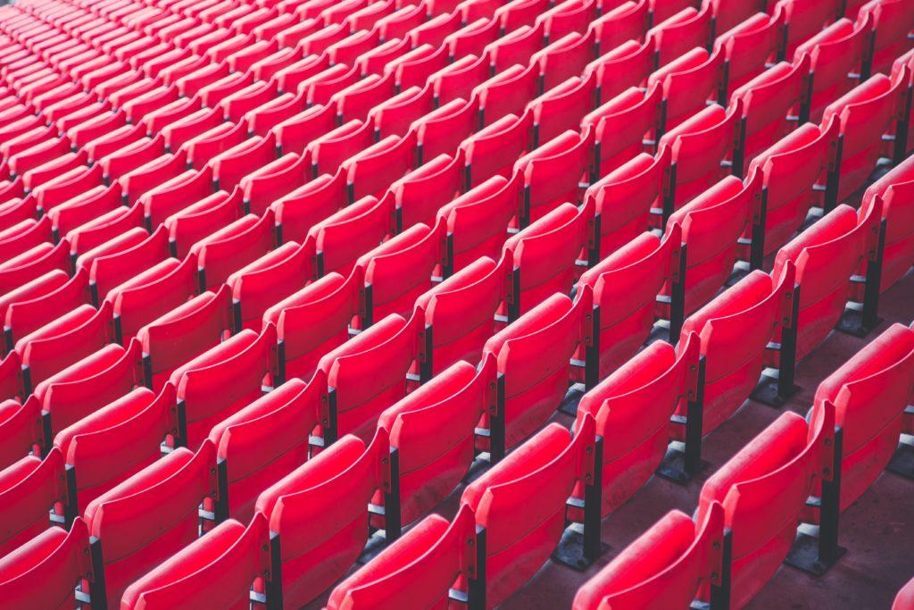 Καθίσματα χώρου εκδήλωσης infiniters