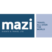 Mazi travel and events social media