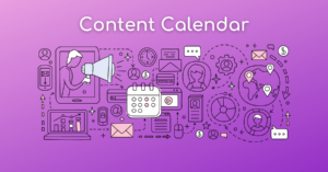 Content Calendar template προτυπο